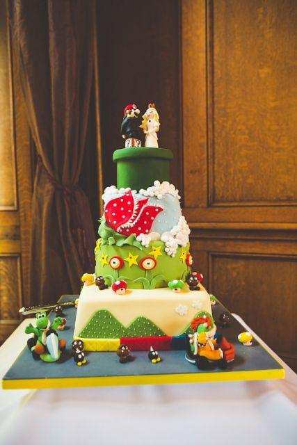 bolo casamento mario