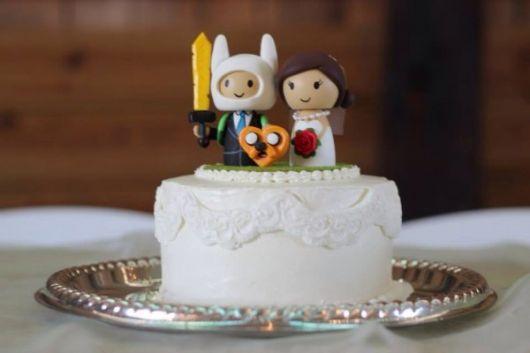casamento nerd geek hora da aventura