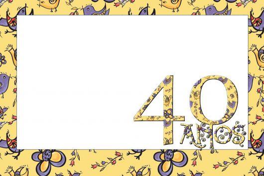 Festa De 40 Anos Feminina Fotos Ideias E Dicas