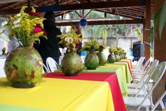 festa havaiana barata