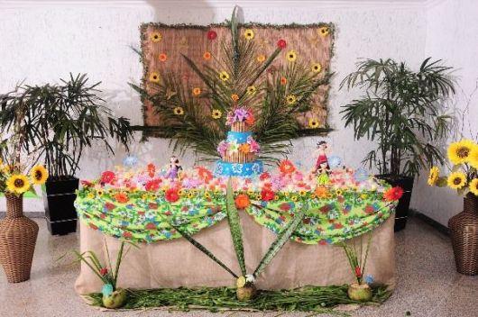 festa havaiana economica