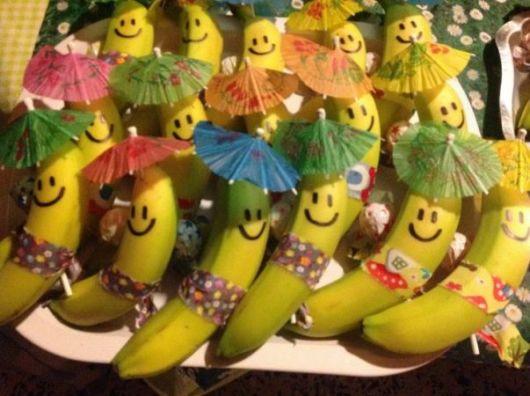 festa havaiana o que servir