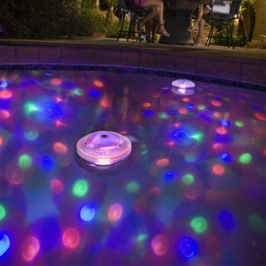 festa na piscina a noite como fazer