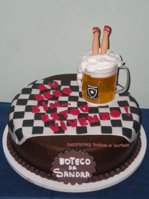 ideias bolo boteco