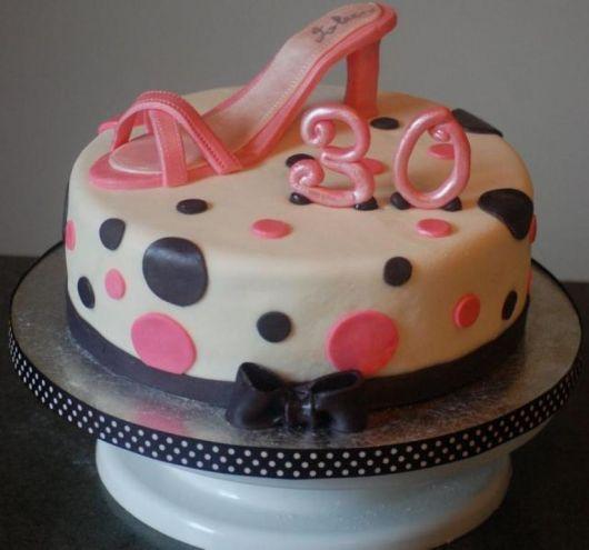 Festa de 30 anos decorao temas e de 50 ideias festa de 30 anos bolo como fazer altavistaventures Gallery