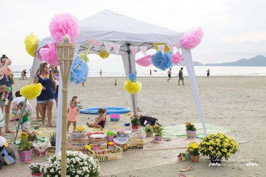festa-luau-na-praia-como-fazer