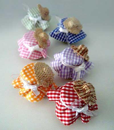 lembrancinhas de festa junina chapéu ímã de geladeira