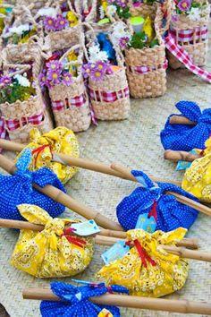 dicas de lembrancinhas de festa junina