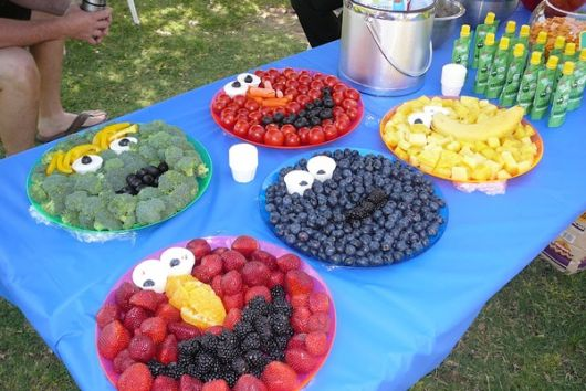 mesa festa infantil
