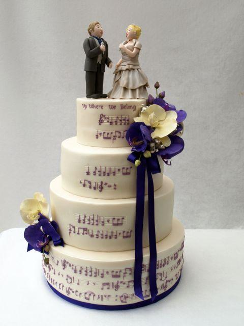 casamento-bolo-com-notas-musicais