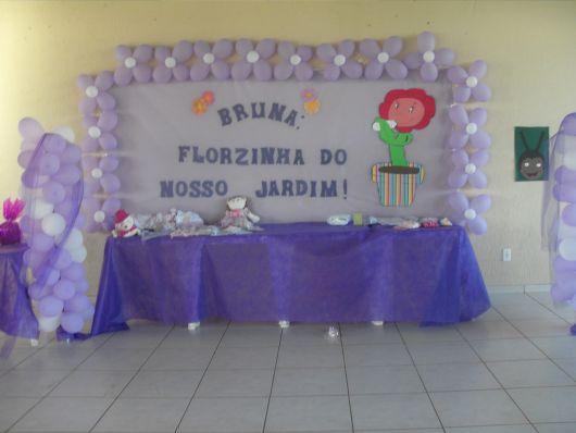 Decoraç u00e3o com TNT para Festas Dicas e + de 70 ideias! -> Decoração Com Tnt Para Festas