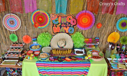 festa-mexicana-como-fazer