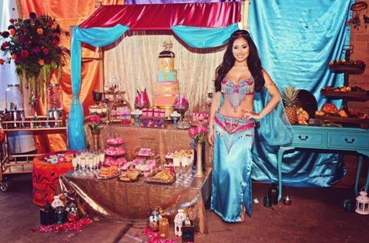 Festa Árabe como fazer