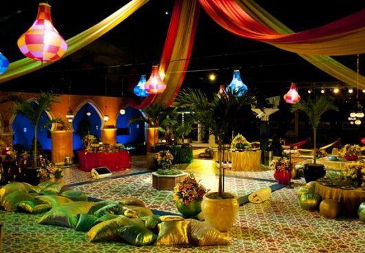 Festa Árabe dicas para fazer
