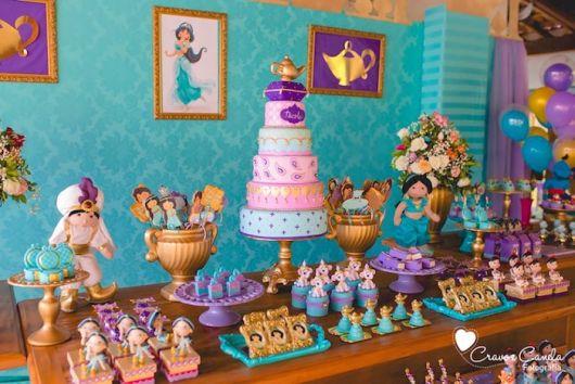 Festa Árabe infantil