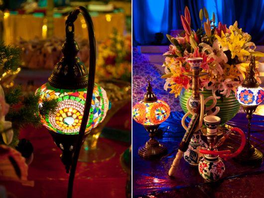 Festa Árabe narguile