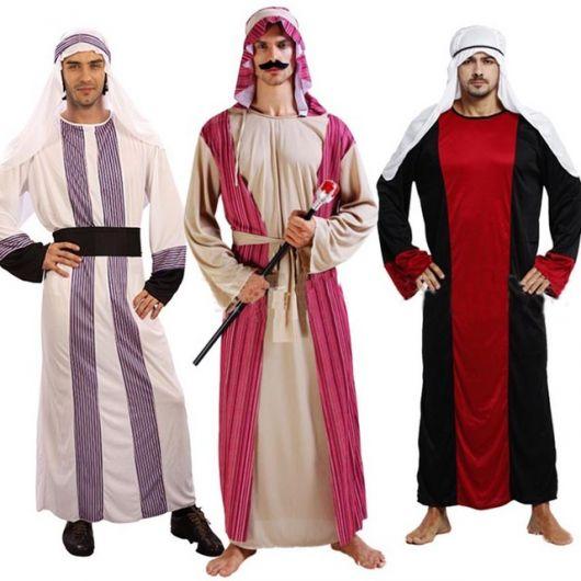 Festa Árabe roupa homem