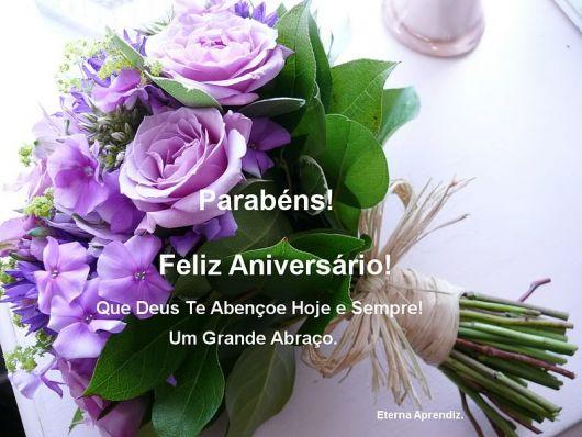 flores-para-aniversario-mensagens-roxa