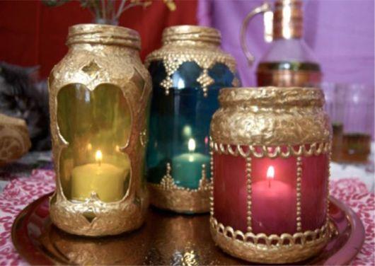 festa árabe decoração 3