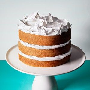 bolo redondo simples
