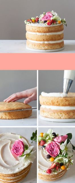 passo a passo bolo simples