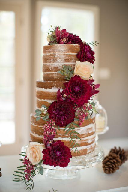 naked cake com flores 2