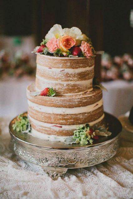 naked cake com flores 4