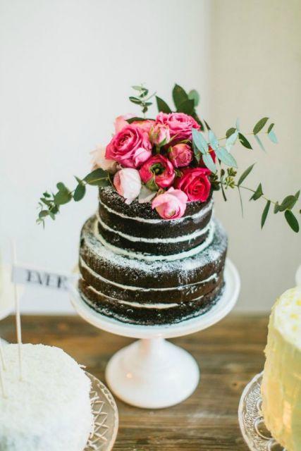naked cake com flores 5