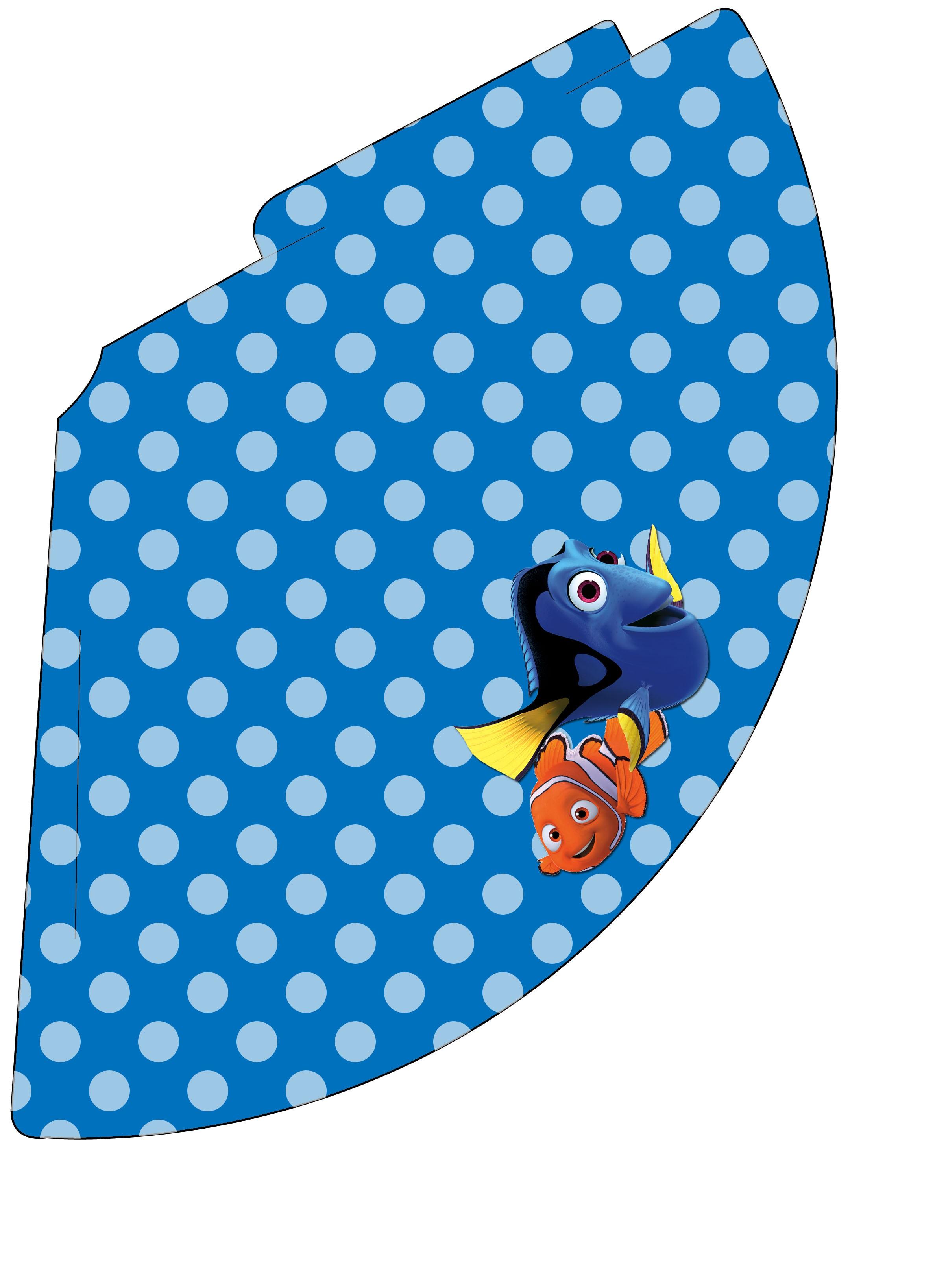 chapéu Nemo grátis