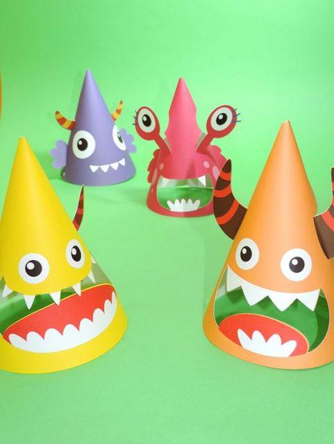 festa monstro