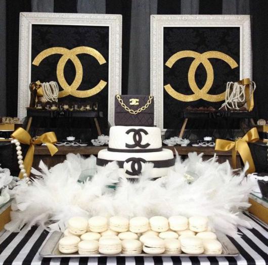Festa Chanel Dicas Refer 234 Ncias E Inspira 231 245 Es Para N 227 O Errar