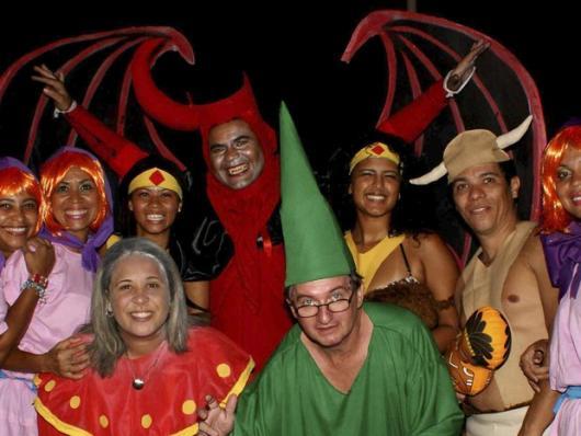 Fantasia Caverna Do Dragão Fotos Dicas E Como Fazer