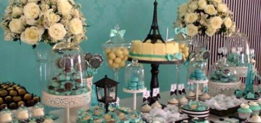Decoração vintage, impecável em azul-turquesa.