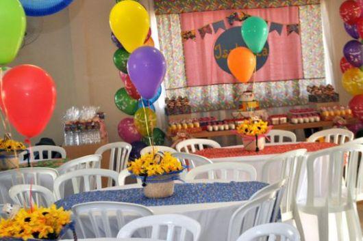 Mesa de festa junina  dicas incríveis de como decorar! 93b640eaeda
