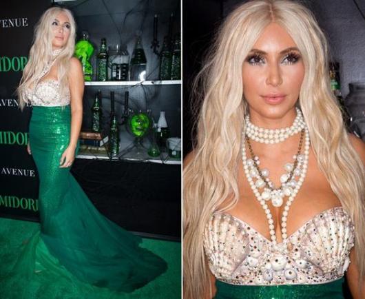 fantasia Kim Kardashian