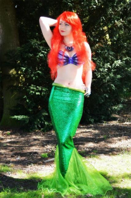 ideia fantasia Ariel