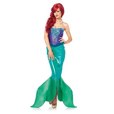 saia com cauda Ariel