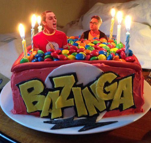 festa geek the big bang theory