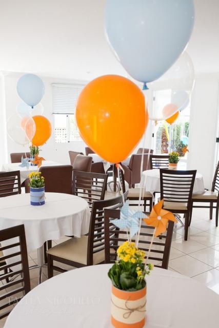 Decoração com Balões – 76 Ideias Incríveis & Como Fazer!