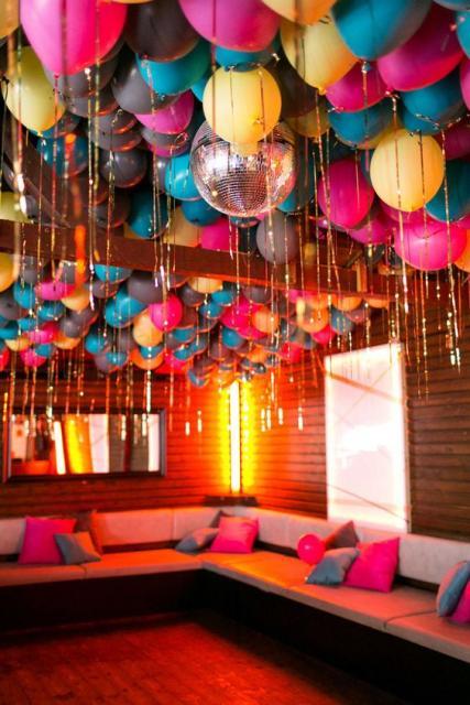 Decoração Com Balões 76 Ideias Incríveis Como Fazer