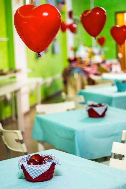 centro de mesa festa Branca de Neve