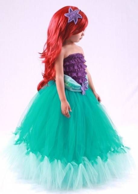 Cinderella Halloween Costume Toddler