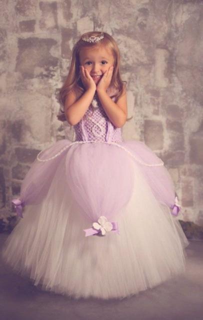 cc61be513f Fantasia de Princesa: 44 ideias incríveis de fantasias infantis e ...
