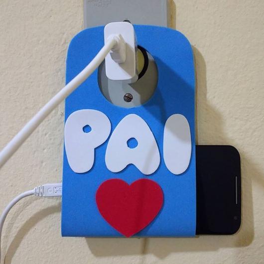 porta celular EVA