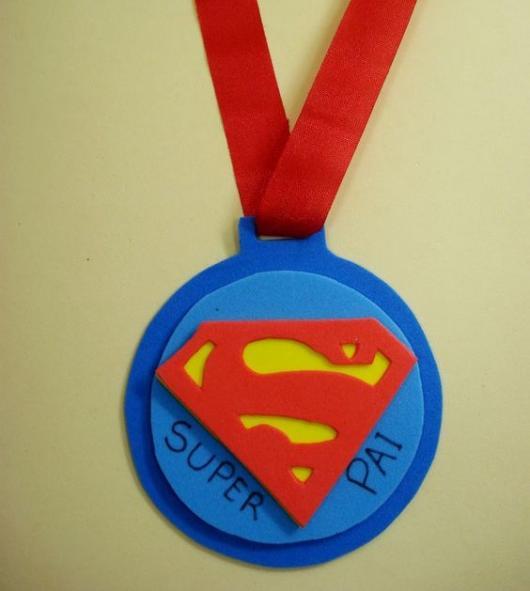 medalha de EVA