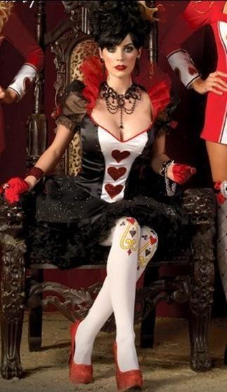fantasia Rainha de copas