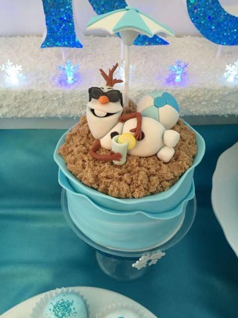 Olaf verão