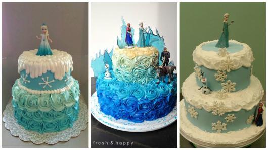 ideias para bolo de 2 andares