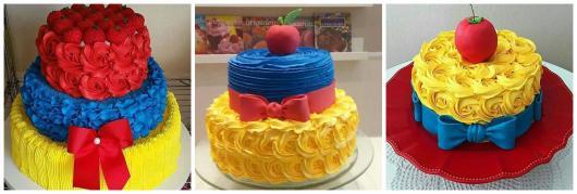 ideias para bolo de chantilly