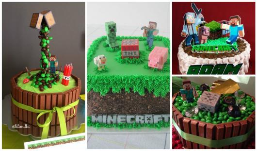 ideias para bolo simples